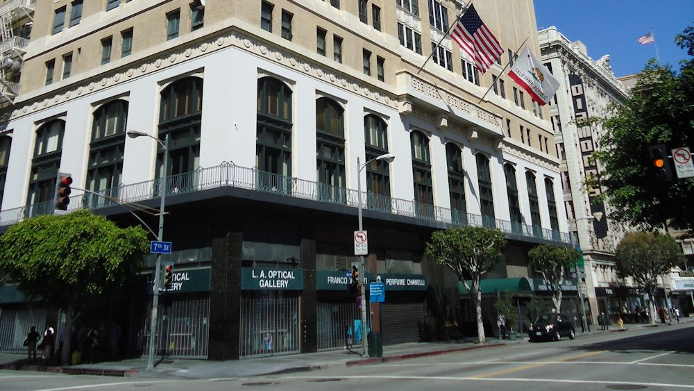 los angeles athletic club outside wide